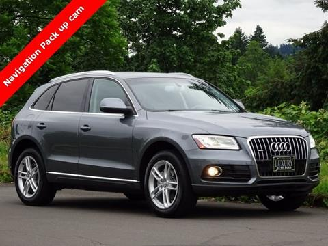 2013 Audi Q5 for sale in Portland, OR