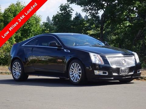 2011 Cadillac CTS for sale in Portland, OR
