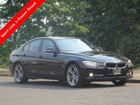 2014 BMW 3 Series for sale in Portland, OR