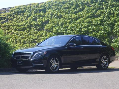 Mercedes Benz Of Portland >> 2015 Mercedes Benz S Class For Sale In Portland Or