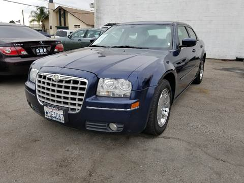 2005 Chrysler 300 for sale at AMD 4 Auto Used Cars & Auto Broker in El Monte CA