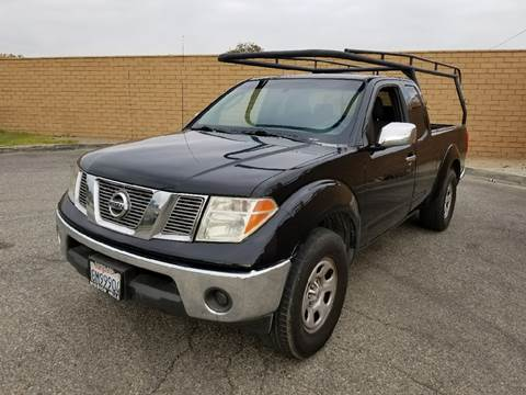 2008 Nissan Frontier for sale at AMD 4 Auto Used Cars & Auto Broker in El Monte CA