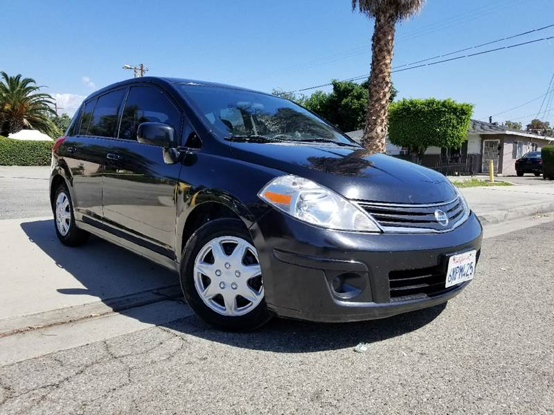 2011 Nissan Versa for sale at AMD 4 Auto Used Cars & Auto Broker in El Monte CA