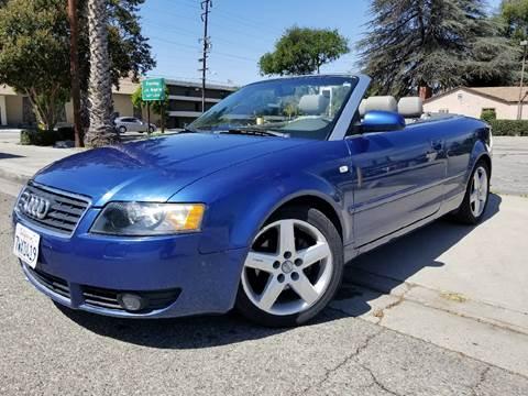 2003 Audi A4 for sale in El Monte, CA