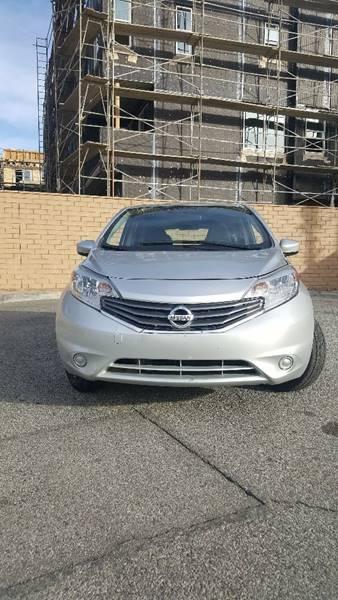 2015 Nissan Versa Note SV In El Monte CA - AMD 4 Auto Used Cars ...
