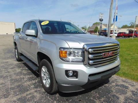 2015 GMC Canyon for sale in Sturgis MI