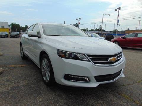 2018 Chevrolet Impala for sale in Sturgis, MI