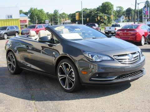 2016 Buick Cascada for sale in Sturgis, MI
