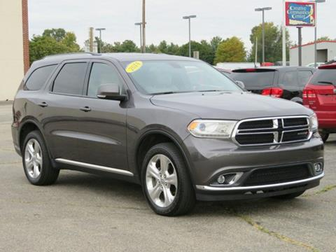2014 Dodge Durango for sale in Sturgis MI