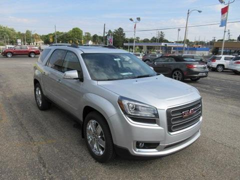 2017 GMC Acadia Limited for sale in Sturgis, MI