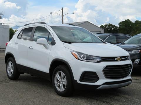 2017 Chevrolet Trax for sale in Sturgis, MI