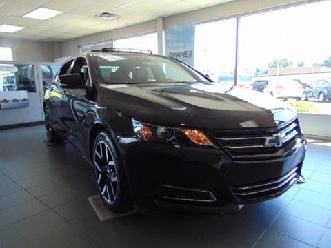 2017 Chevrolet Impala for sale in Sturgis, MI