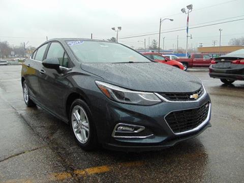 2017 Chevrolet Cruze for sale in Sturgis, MI