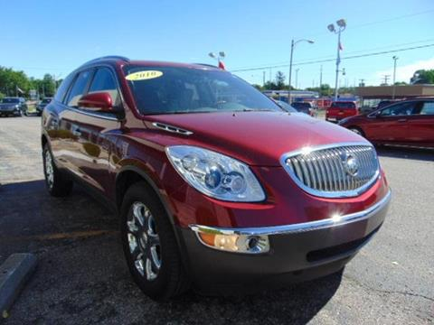 2010 Buick Enclave for sale in Sturgis, MI