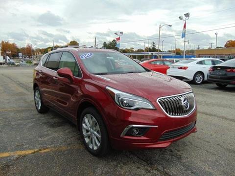 2017 Buick Envision for sale in Sturgis, MI