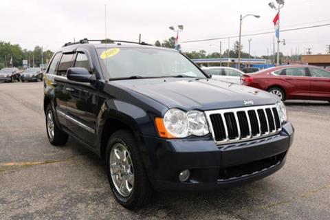 2009 Jeep Grand Cherokee for sale in Sturgis MI