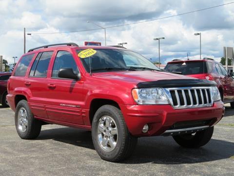 2004 Jeep Grand Cherokee for sale in Sturgis, MI