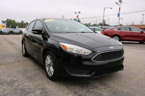 2016 Ford Focus for sale in Sturgis, MI