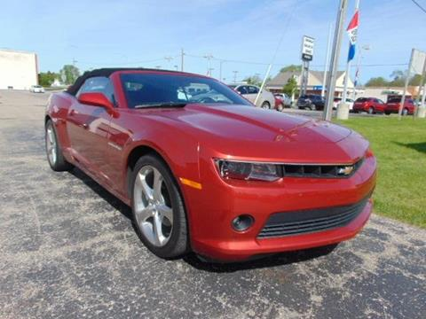 2015 Chevrolet Camaro for sale in Sturgis, MI