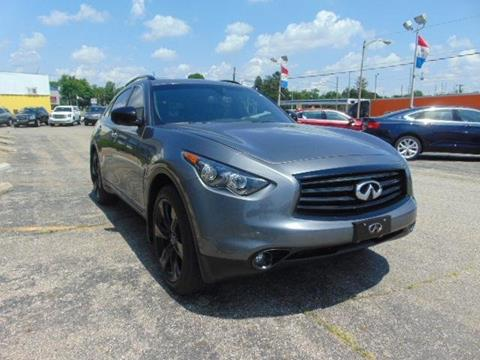 2015 Infiniti QX70 for sale in Sturgis MI