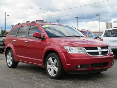 2010 Dodge Journey for sale in Sturgis MI