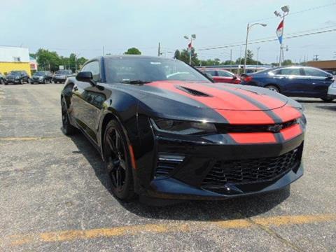2018 Chevrolet Camaro for sale in Sturgis, MI