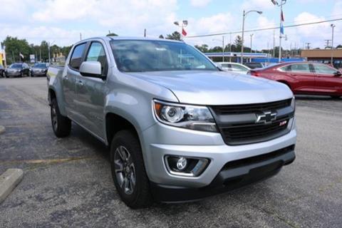 2018 Chevrolet Colorado for sale in Sturgis, MI