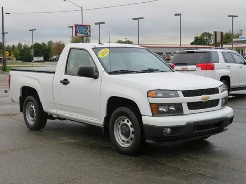 2012 Chevrolet Colorado for sale in Sturgis MI