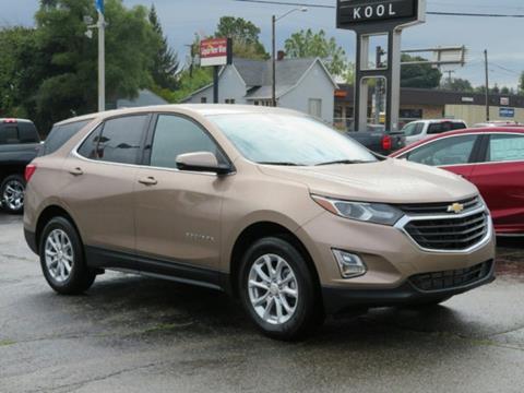 2018 Chevrolet Equinox for sale in Sturgis, MI
