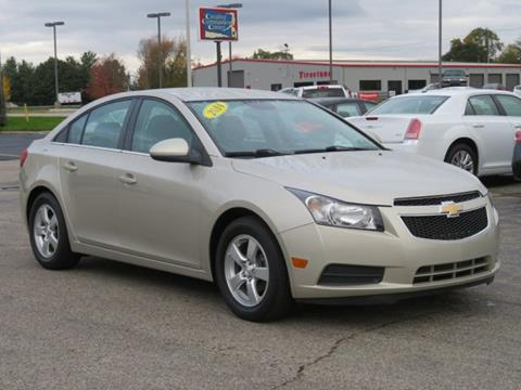 2014 Chevrolet Cruze for sale in Sturgis MI
