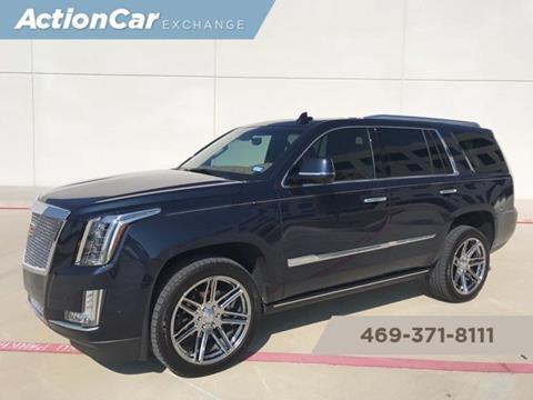 2017 Cadillac Escalade for sale in Dallas, TX