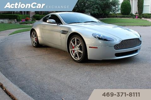Aston Martin V Vantage For Sale In Dallas TX Carsforsalecom - Aston martin dallas