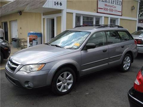 2008 Subaru Outback for sale in Roselle Park, NJ