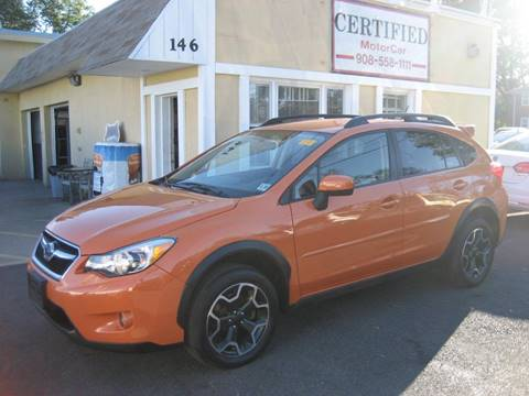 2015 Subaru XV Crosstrek for sale in Roselle Park, NJ