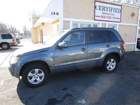 2006 Suzuki Grand Vitara for sale in Roselle Park, NJ