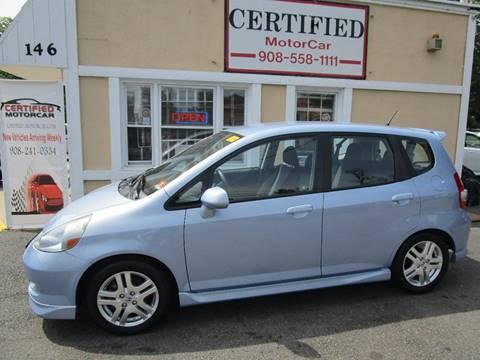 2008 Honda Fit for sale in Roselle Park, NJ