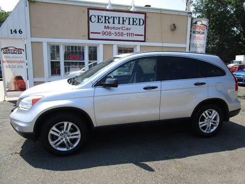 2010 Honda Crv For Sale >> 2010 Honda Cr V For Sale In Roselle Park Nj