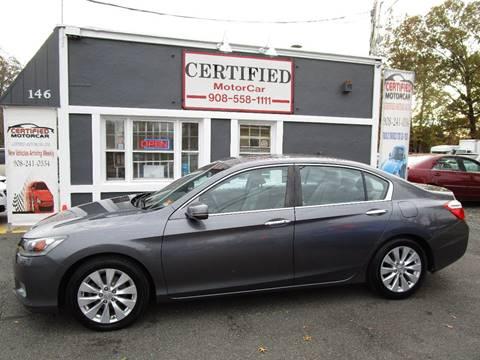 2013 Honda Accord for sale in Roselle Park, NJ