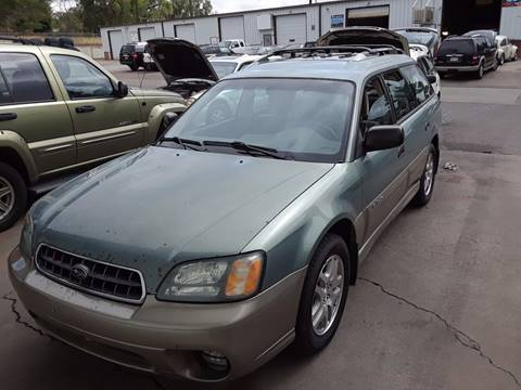 2004 Subaru Outback for sale in Aurora, CO