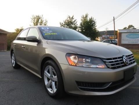 2015 Volkswagen Passat for sale in Bangor, PA