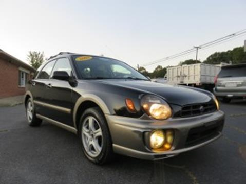 2003 Subaru Impreza for sale in Bangor, PA