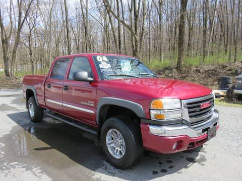 2004 GMC Sierra 2500HD for sale in Bangor, PA