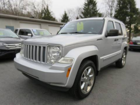 2012 Jeep Liberty Latitude for sale at KB Express Auto Sales in Bangor PA