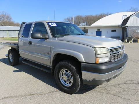 2005 Chevrolet Silverado 2500HD LS for sale at KB Express Auto Sales in Bangor PA