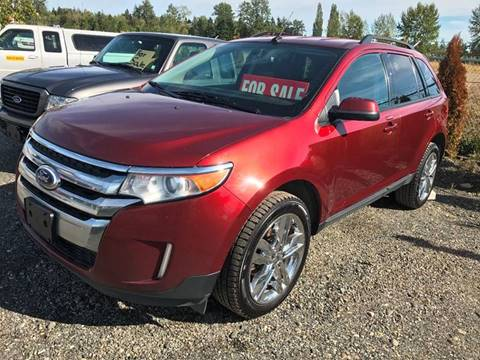 2014 Ford Edge for sale in Blaine, WA