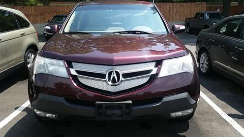 2007 Acura MDX for sale in Wethersfield, CT