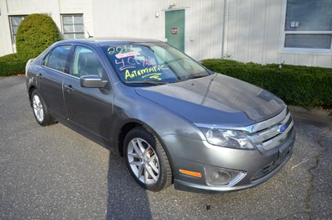 2011 Ford Fusion for sale in Wethersfield, CT