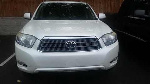2008 Toyota Highlander Hybrid for sale in Wethersfield, CT