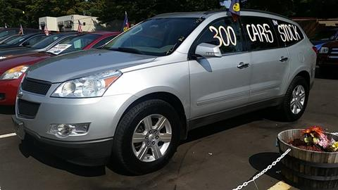 2012 Chevrolet Traverse for sale in Wethersfield, CT