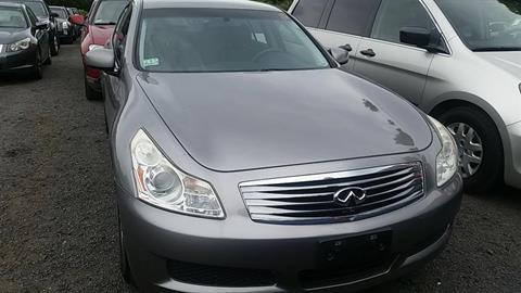 2008 Infiniti G35 for sale in Wethersfield, CT